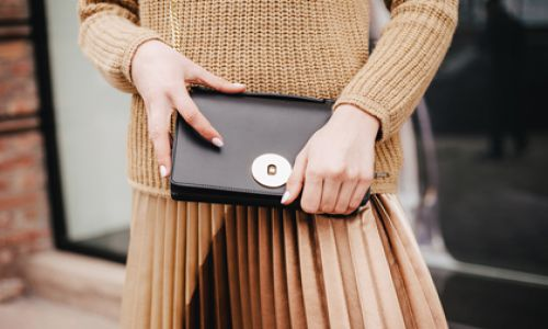 Develop Patterns and Sew Clutch Bags and Variation