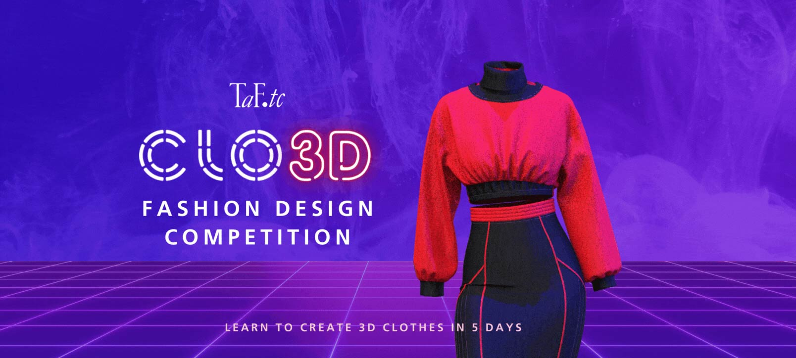 CLO-3D Fashion Design Competition 2021