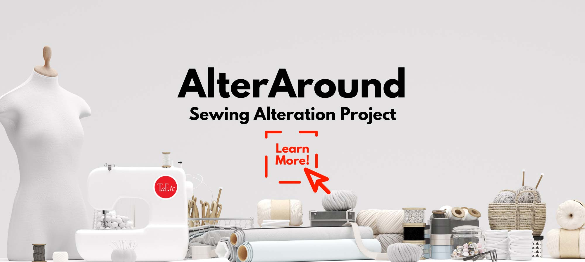 Sewing Alteration Project (AlterAround)