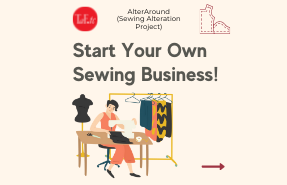 AlterAround - Sewing Alteration Project