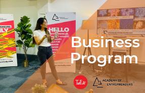 Academy Of Entrepreneurs Business Program