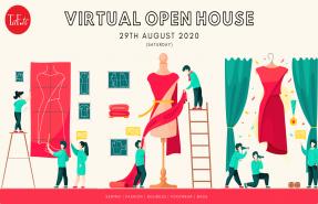 TaF.t's Virtual Fashion Open House  - 29th August 2020